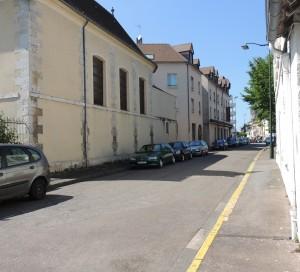 Rue Benjamin Pied