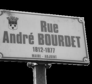 Rue André Bourdet - Vernon