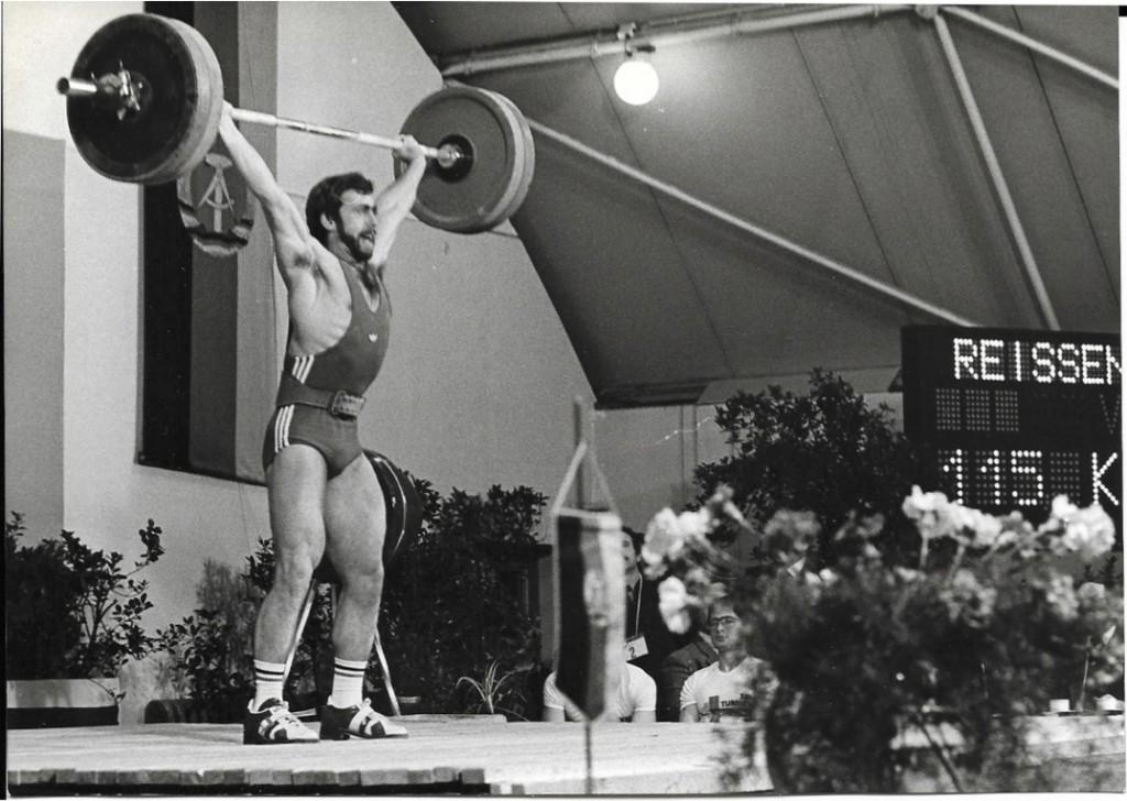Bruno Lebrun Arraché115kg