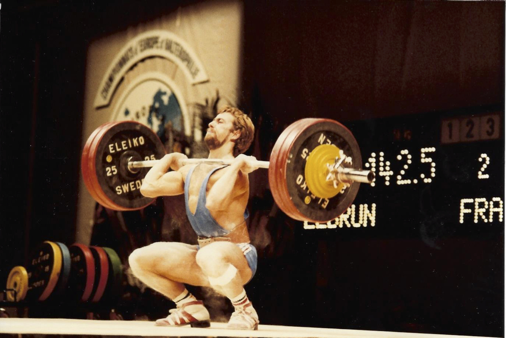 Bruno Lebrun Epaulé Jeté 142,5kg