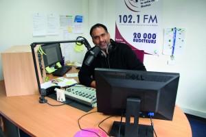 Co-créateur de BPM Radio, Frédéric Rangom, sera une des voix de la matinale de la radio, qui débutera en décembre.