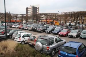 """Le parking République a été renommé """"parking du Marché"""""""