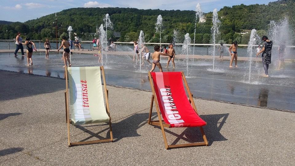 Pour sa deuxième édition, Vernon Transat, qui avait connu un franc succès l'année dernière, s'installe sur l'esplanade Jean-Claude-Asphe du 18 juillet au 20 août, tous les jours de 14h à 18h.