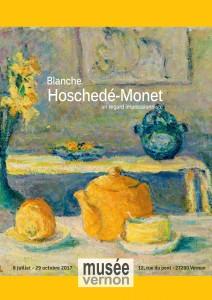 Blanche Hoschedé-Monet, un regard impressionniste Musée de Vernon 2017