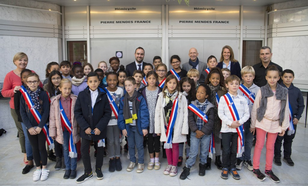Les 36 membres du conseil des enfants ont appris beaucoup de choses grâce à leur participation citoyenne en visitant notamment des lieux emblématiques comme la mairie ou le conseil départemental.
