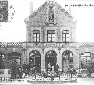 Hôtel Dieu Vernon