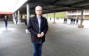 Thierry André est directeur de la SEGPA au collège Cervantès. Il mise beaucoup sur le réseau professionnel de Vernon pour l'accès à l'emploi de ses jeunes.