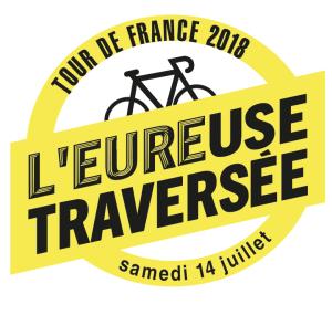 Eureuse Traversée Tour de France Eure 14 juillet 2018
