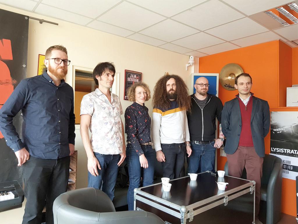 Le groupe Rococo Room a remporté le premier prix du concours Impulsion du Studio de Vernon. Deux autres artistes, dont un Vernonnais de 18 ans, Xixi, ont obtenu le « coup de cœur » du jury.