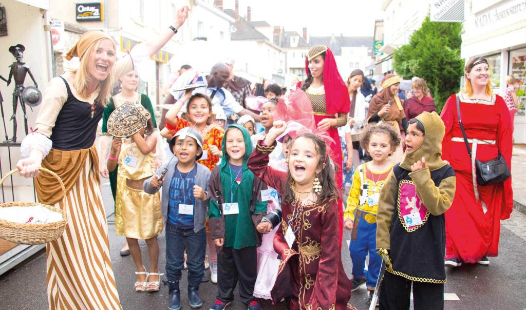 L'inauguration de la Foire de Vernon aura lieu vendredi 1er juin à 15h, avec le traditionnel carnaval des enfants, accompagné cette année par une parade musicale.