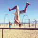 Christopher Lenoury Gymnaste, acrobate et coach sportif