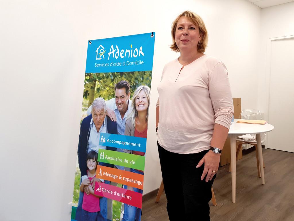 Services à la personne Adenior : Une nouvelle enseigne, quatre services