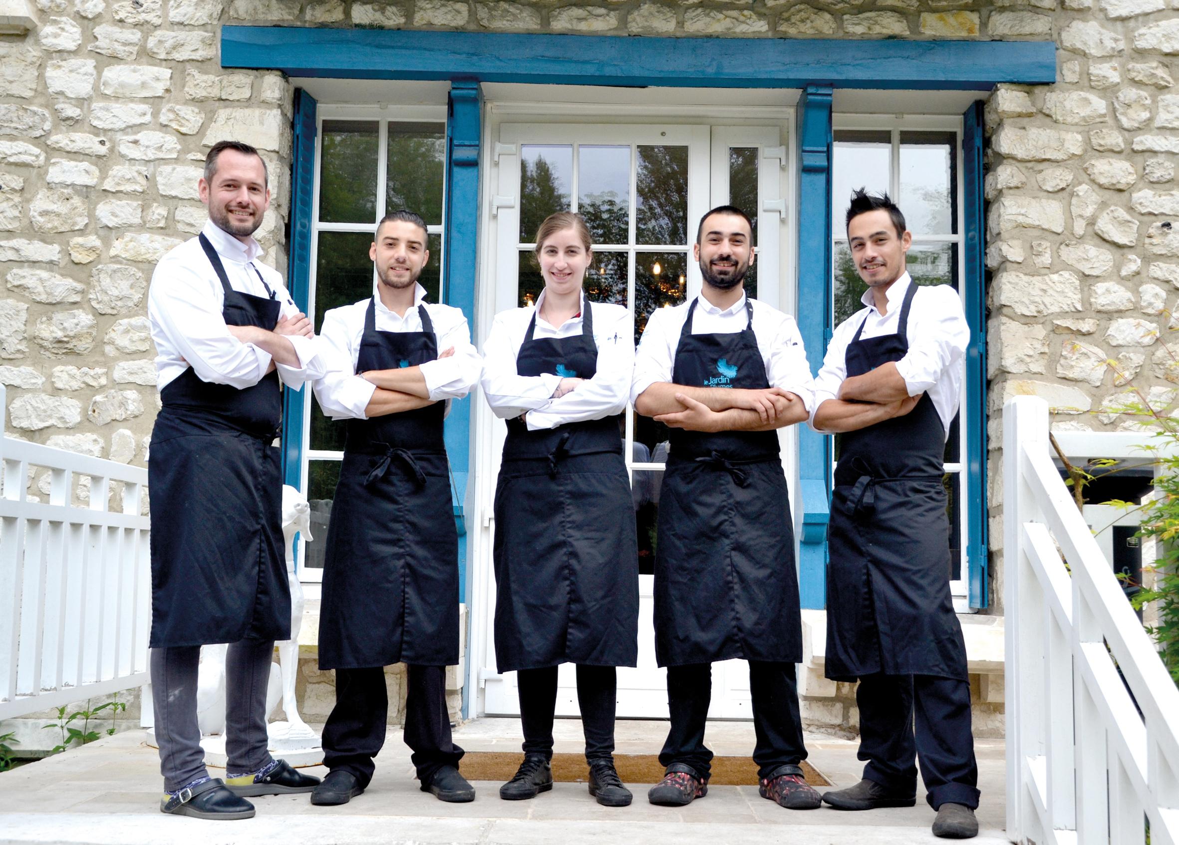 Vernon direct david gallienne chef de cuisine - Direct cuisine ...