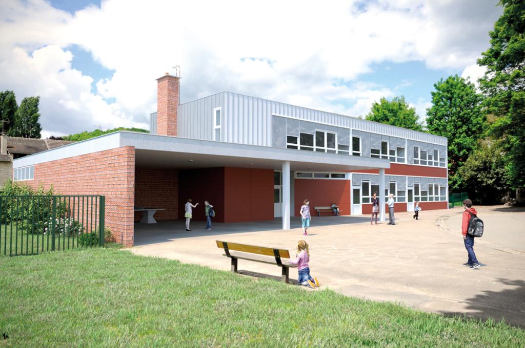 Rénovations pour l'école du Centre et Pierre Bonnard.