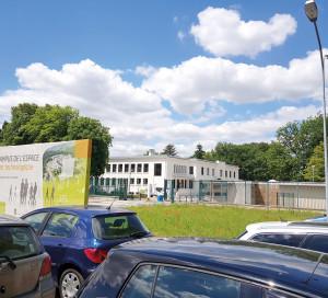Le renouveau du Campus de l'Espace permet d'attirer les entreprises comme les formations.