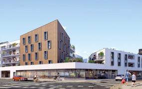 Le centre-ville poursuit sa dynamisation. Il va y avoir du changement à l'angle des rues Emile Steiner et Ambroise Bully à Vernon, avec la réalisation de logements et la création d'un espace d'activité tertiaire ou de locaux d'activités.