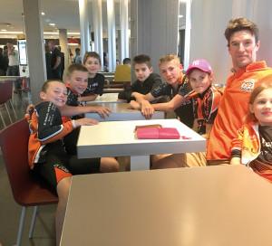 triathlon Le club des Lions rugira en Afrique du Sud