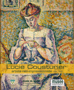 « Lucie Cousturier, artiste néo-impressionniste » Musée de Vernon du 16 juin au 14 octobre