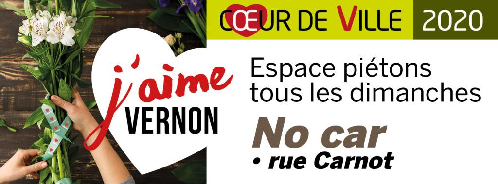 No Car rue Carnot été 2018
