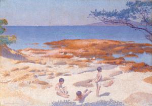«Henri-Edmond Cross,  peindre le bonheur» Musée des impressionnismes - Giverny du 27 juillet au 4 novembre