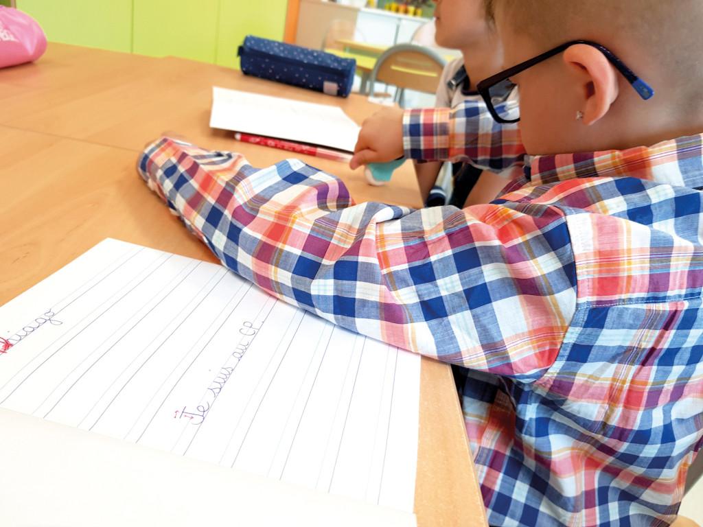 Cette année, les élèves de primaire travailleront de nouveau quatre jours par semaine avec une offre éducative améliorée.