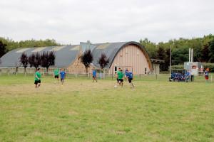 Des installations sportives ouvertes à tous ont été rénovées.