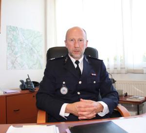 Joël Bachelet Commandant divisionnaire fonctionnel