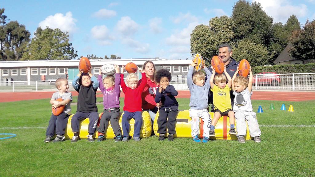 Le rugby : un sport et des valeurs à partager à tout âge