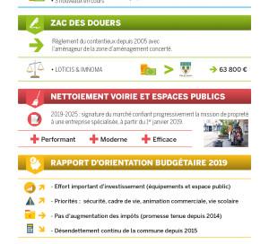 Infographie conseil municipal