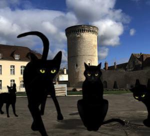 En 1566, plusieurs Vernonnaises sont accusées de sorcellerie.