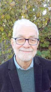 André Goudeau Historien local président d'honneur du Cercle d'Etudes Vernonnais