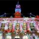 Mairie de Vernon, décoration de Noël 2018