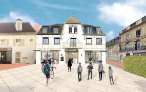 Hôtel d'Evreux Dernière ligne droite pour « Le XIV »