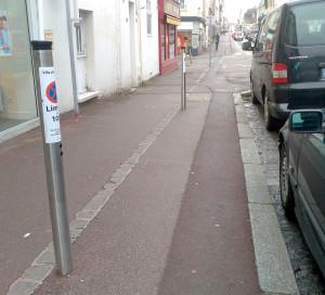 Photo bornes de stationnement-2