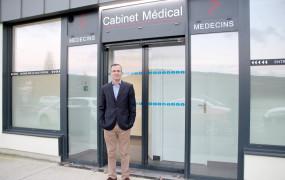 Dans un cabinet médical flambant neuf, la clinique Bergouignan d'Evreux ouvre une consultation de chirurgiens et médecins spécialistes. Le but : prendre en charge les Vernonnais au plus près de leur lieu de vie.