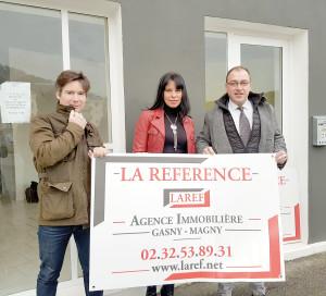 Vernonnet La Référence ouvre sa 3e agence
