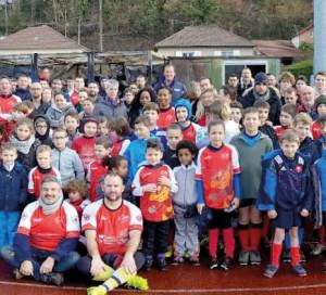 SPN Rugby Après l'incendie, la solidarité de l'ovalie