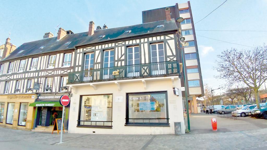 La brasserie sera située dans cette maison emblématique du cœur de ville.