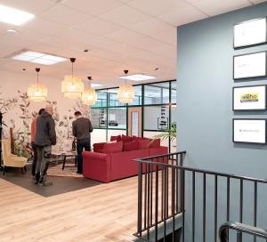 L'hôtel d'entreprises et la pépinière souhaitent attirer les jeunes entrepreneurs en leur proposant conseils et proximité avec les grandes entreprises.