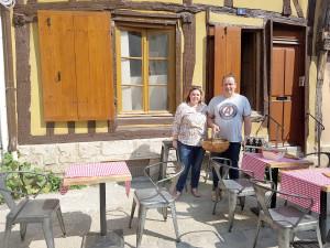 Le Frichti proposera des produits  régionaux dans une maison normande typique.