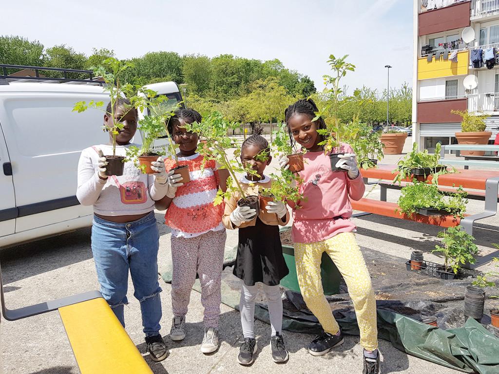 es générations futures sont les plus concernées  par les problématiques d'environnement. A Vernon, elles sont sensibilisées dès l'école primaire aux gestes éco-responsables.