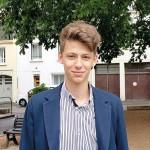Gautier Corsond 23 ans étudiant