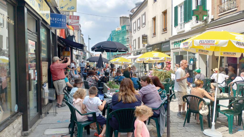 En 2018, No Car Rue Carnot a suscité un réel engouement avec des terrasses pleines à craquer chaque dimanche.