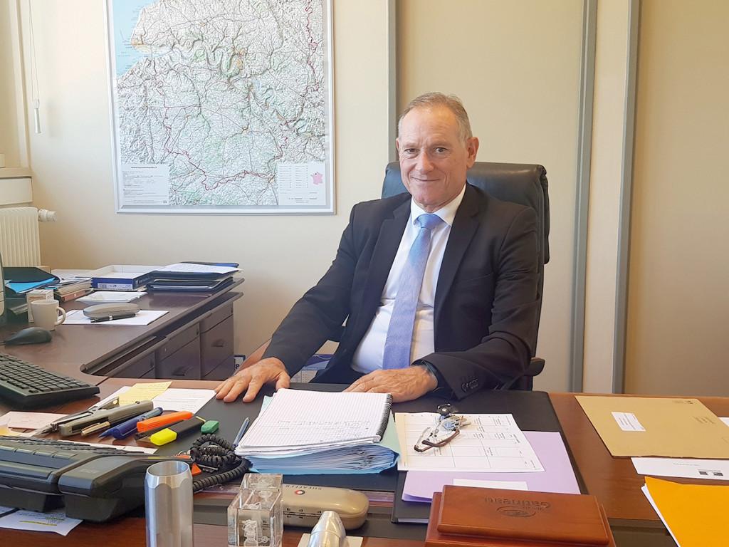 « Le GRETA doit être réactif sur le marché de la formation », E. Fauque, proviseur au lycée Dumézil de Vernon.