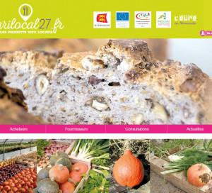 Les professionnels de la restauration collective vernonnais ont désormais une plateforme pour se fournir en circuits courts.