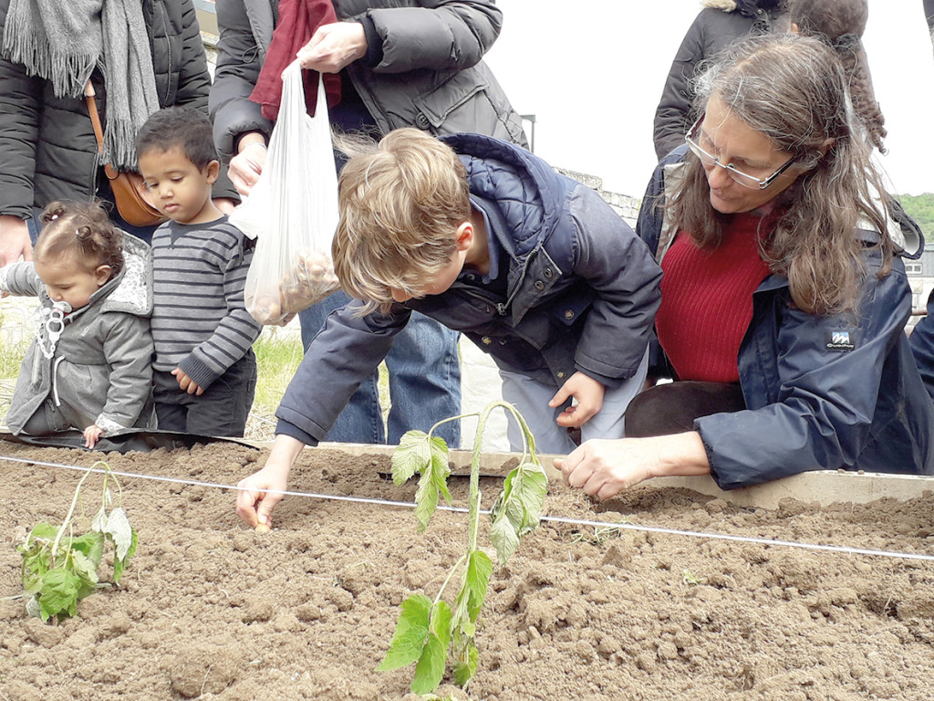 Le jardin du futur tiers-lieu dédié à la transition écologique ouvre à la population le 5 mai. L'occasion de faire appel aux bénévoles pour transformer cet espace vert en Eden solidaire.