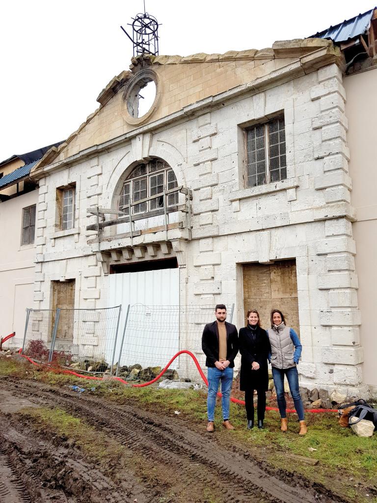 Homnia souhaite, à terme, créer 100 villas inclusives en France, la Villa Capucine est la 1re dans l'Eure.
