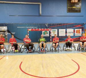 SMV HANDBALL Hand fauteuil : une discipline pour tous !