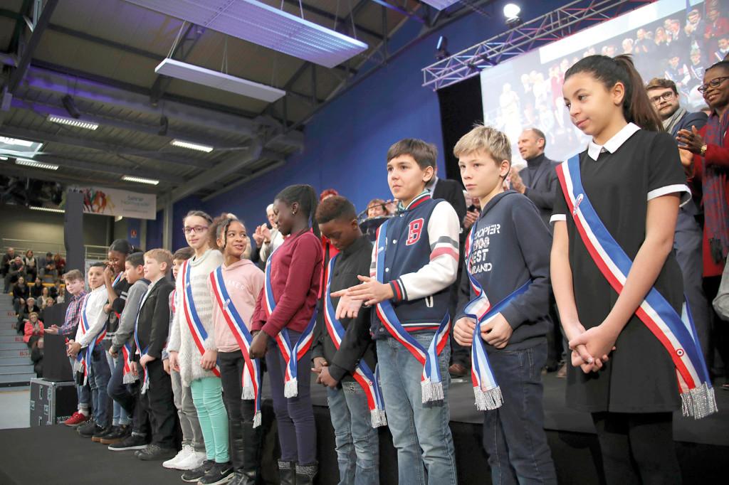 Vœux 2020: le Conseil des Enfants répond présent