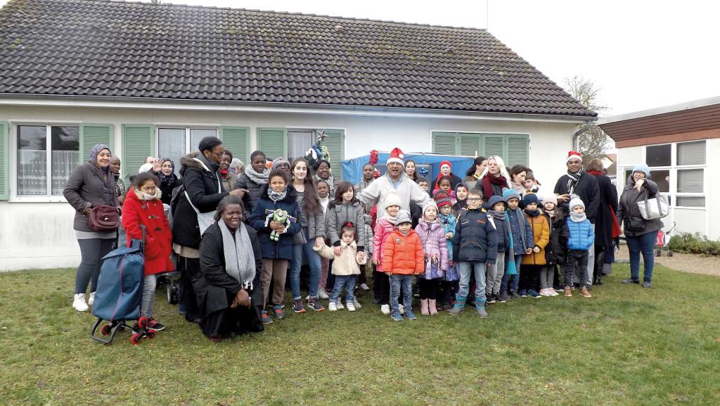 Le 18 décembre, Solidarité Partage organisait son traditionnel arbre de Noël